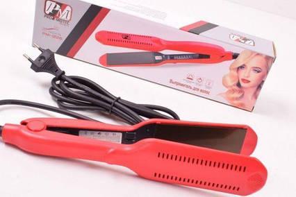 Прасочка для волосся Promotec PM1226, укладання, випрямляч, стайлер, щипці, хороший прилад для укладання волосся