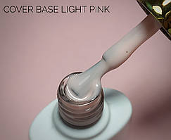 Wink me cover base LIGHT PINK  8 мл