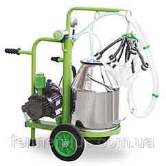 Доїльний апарат УДА-2КО-30Л для кіз і овець (Туреччина)
