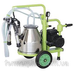 Доїльний апарат УДА-1-20Л для корів (Туреччина)