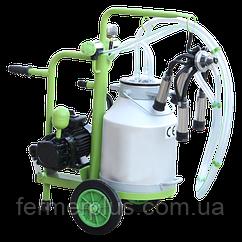 Доильный аппарат УДА-1-30ЛА для коров (Турция)