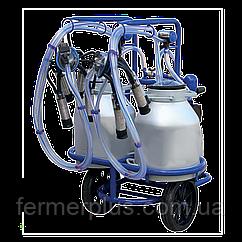 Доильный аппарат для коров УДА-2-2-30ЛА