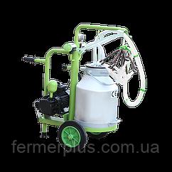 Доїльний апарат УДА-2КО-20ЛА для кіз і овець (Туреччина)
