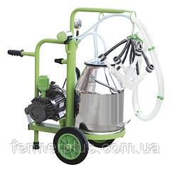 Доильный аппарат УДА-2КО-20Л для коз и овец (Турция)