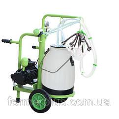 Доїльний апарат УДА-2КО-20ЛП для кіз і овець (Туреччина)