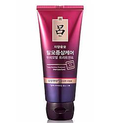 Маска для сильно поврежденных волос с женьшенем RYO DEEP NUTRITION TREATMENT  200 мл
