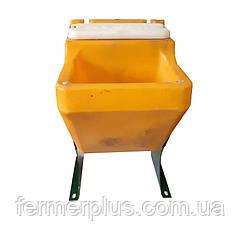 Поилка открытая полиуретановая 6 л (55*37*30 см)