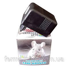 Відлякувач гризунів електронний ультразвукової (до 200 м. кв)