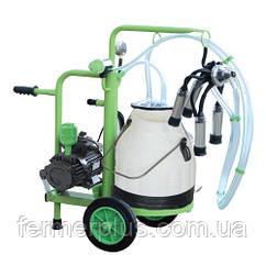 Доїльний апарат УДА-1-20ЛП для корів (Туреччина)