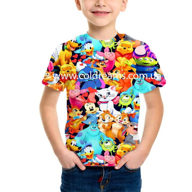 футболка з стрейч кулира