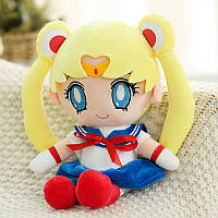 Сейлор Мун детская мягкая игрушка Sailor Moon yellow