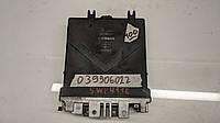 Блок управления двигателем Audi 80 B4 2.0 №100 039906022 5wp4118