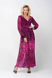 Сукня Evdress XL смарагдовий XL, фуксія