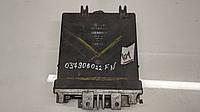 Блок управления двигателем Vw passat b3 2.0 №101 037906022fn