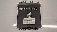 Блок управления двигателем Vw passat b3 2.0 №103 037906022ed