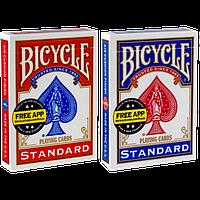 Настольная игра Игральные карты Bicycle Standard