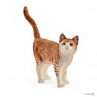 Schleich 13836 Кошка Farm Life Cat Figure