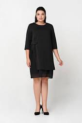 Сукня Evdress 2XL чорний