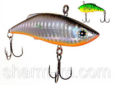 Strike Pro Rattle-N-Shad 75S (col. GC01S/A70-713) 11 р