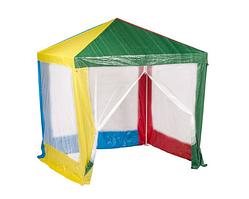 Детский домик Вигвам палатка для детей шатер для сада дачи дома павильон садовый