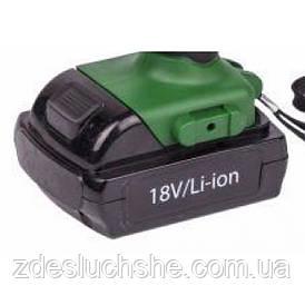 Акумулятор для шуруповерта CRAFT-TEC 18В Li-Ion 2Ач SKL11-283766