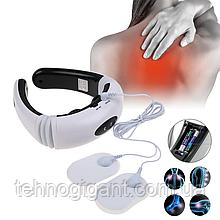 Электрический импульсный массажер для шеи и спины HX 5880 Массажер-миостимулятор для шеи