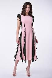 Сукня Evdress ХЅ рожевий