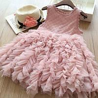 Платье нарядное, размеры: 120, 130