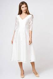 Сукня Evdress M молочний