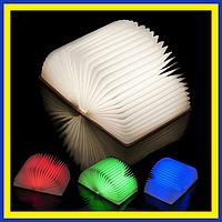 "Светильник Книга Night Magic Shine Книга-ночник Светильник раскрытая книга 3D светильник ночник ""Книга"" Ночник"