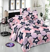 Детский комплект постельного белья в кроватку №дсм34