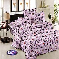 Детский комплект постельного белья в кроватку №дсм13