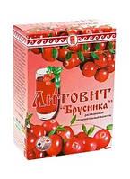 Литовит-напиток растворимый Брусника, порошок, 100 г