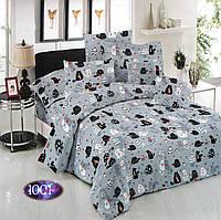 Детский комплект постельного белья в кроватку №дсм25
