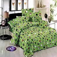 Детский комплект постельного белья в кроватку №дсм14