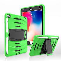 Чехол Heavy Duty Case для Apple iPad Mini 4 / 5 Green