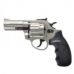 """Револьвер під патрон флобера PROFI (3.0"""", 4.0 мм), сатин-пластик"""
