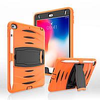 Чехол Heavy Duty Case для Apple iPad Mini 4 / 5 Orange