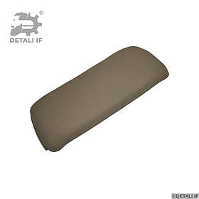 Кришка підлокітника Audi A4 B6 кремова еко шкіра петлі 0.8 mm