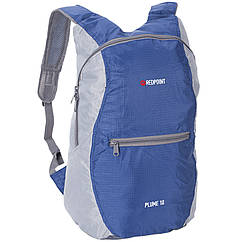 Рюкзак ультра-компактний Red Point Plume (10л), синій