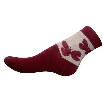 Женские демисезонные носки тонкие микс