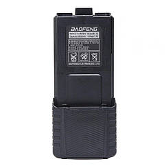 Аккумулятор литиевый Li-Ion для рации Baofeng UV-5R Hi Capacity (3800mAh)