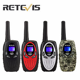 Рация Retevis RT-628 набор из 3-х штук радиостанция