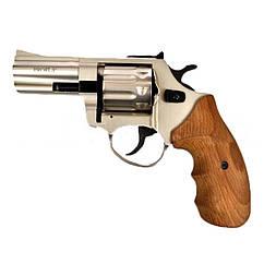 """Револьвер під патрон флобера PROFI (3.0"""", 4.0 мм), сатин-бук"""