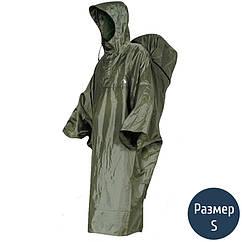 Дождевик-пончо с отделением для рюкзака Tatonka Cape Men (р.S), хаки 2795.036