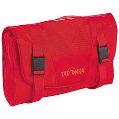Косметичка дорожная Tatonka Small Travelcare (17x25x4см), красная 2826.015