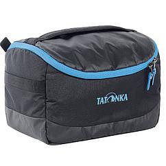 Косметичка дорожная Tatonka Wash Case (29x17x17см), черная 2831.040