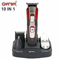 Бритва, триммер, машинка для стрижки волос головы, усов и бороды Gemei GM-592 тример электробритва