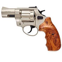 "Револьвер під патрон Флобера Stalker (2.5"", 4.0 mm), сатин-коричневий"