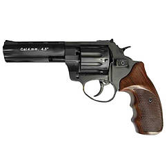 "Револьвер під патрон Флобера Stalker (4.5"", 4.0 mm), ворон-коричневий"